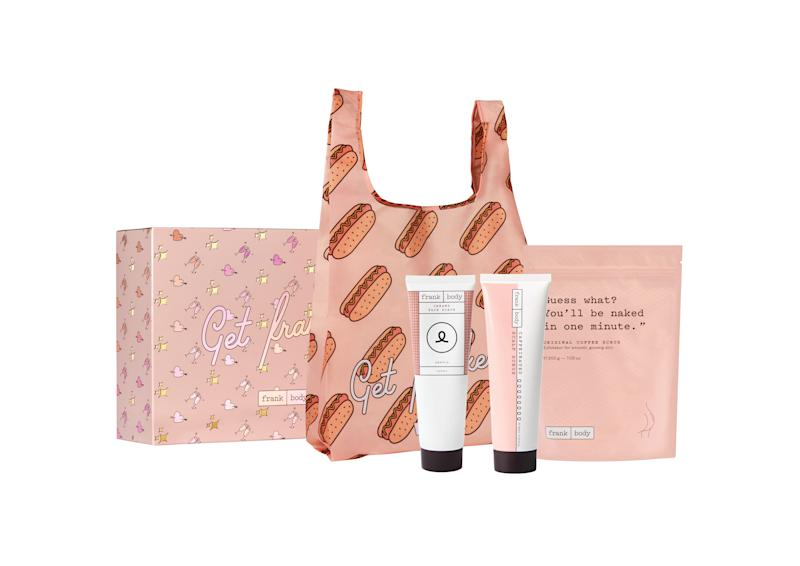 Frank Body Shiny Things Kit - $49.95