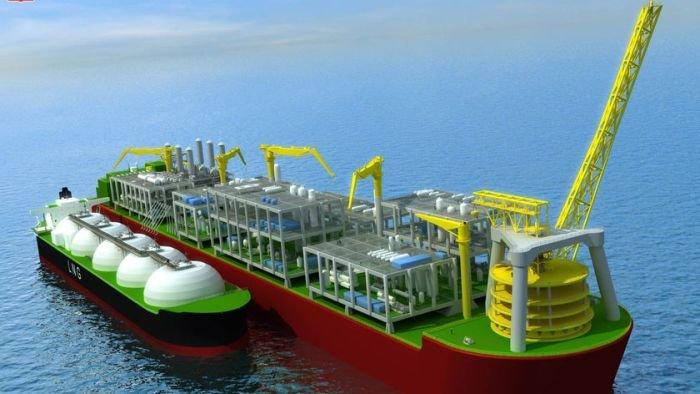 Shell head dismisses floating LNG concerns