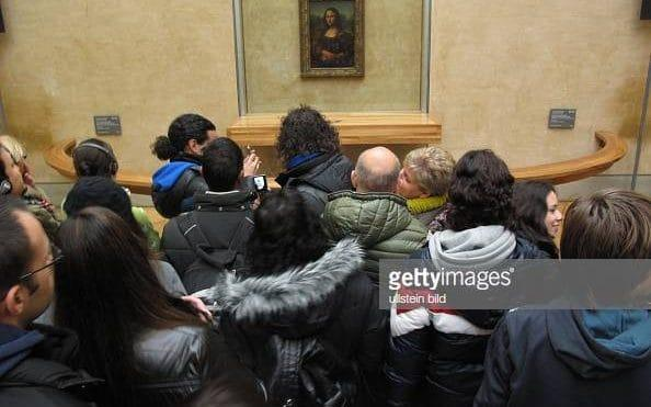 The real painting will not be included in the museum's blockbuster Leonardo Da Vinci show - ullstein bild