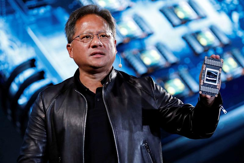 Nvidia Stock Rated Buy On Data Center, AI, Self-Driving Car Markets