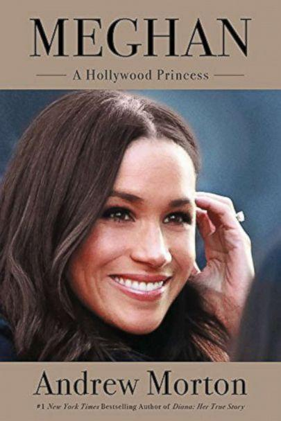 PHOTO: Meghan: A Hollywood Princess (Grand Central Publishing/Amazon)