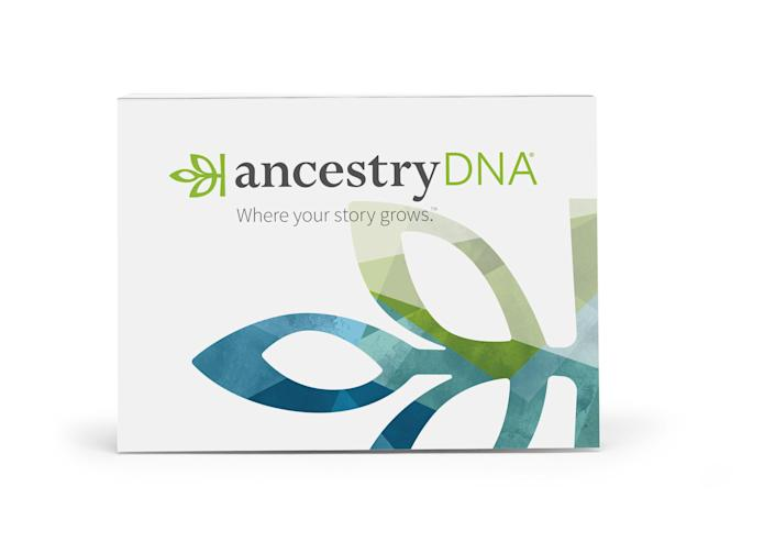 Best gifts to send 2021: Ancestry DNA kit