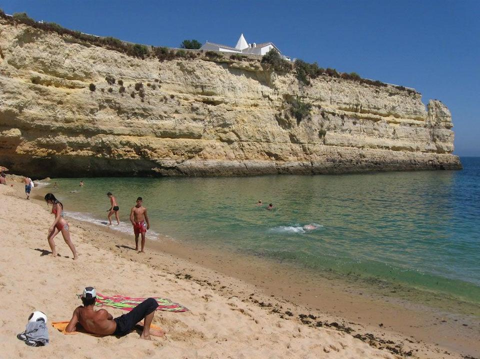 <p>The Algarve, Portugal</p> (Getty Images)