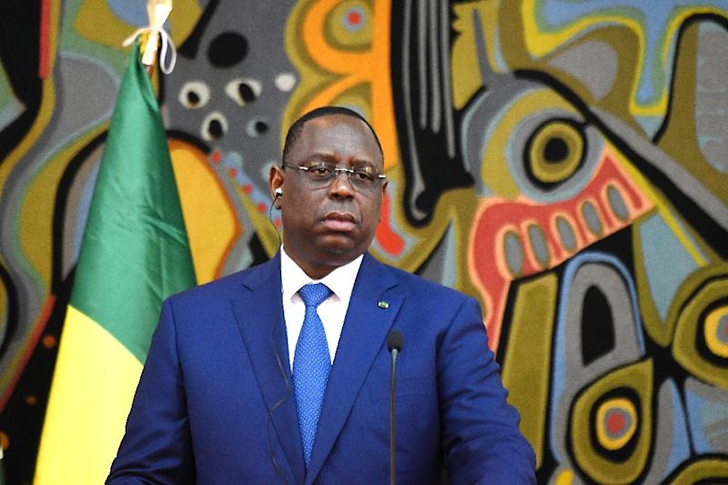 Senegalese President Macky Sall has been in power since 2012 and secured 58 percent of the popular vote in the recent election