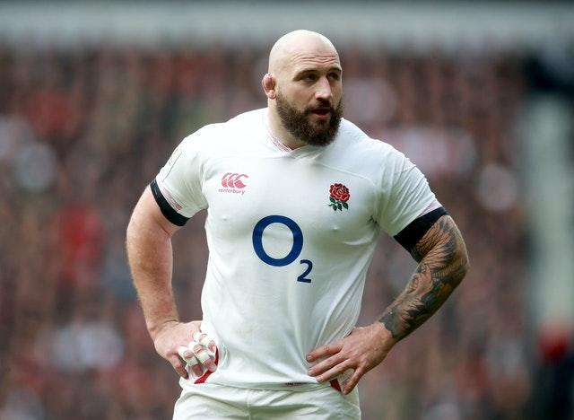 Joe Marler is recovering from a knee injury