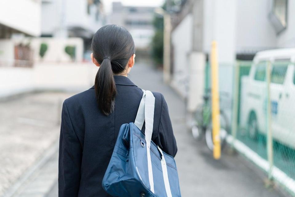 <p>Girls as young as 10 are whistled at, propositioned and worse in our streets</p> (Getty/iStock)