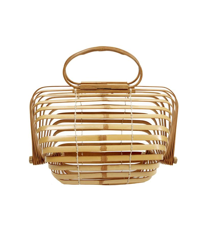 "<p>Lilleth Bag, $198, <a rel=""nofollow"" href=""https://cultgaia.com/collections/handbags/products/lilleth-bag"">cultgaia.com</a>. </p>"