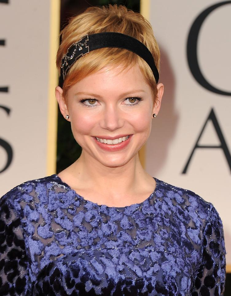 """I am so grateful to be acknowledged by the Academy for my work, which was made possible by the support of our director Simon Curtis and the camaraderie of a terrific ensemble of actors -- a special congratulations to Kenneth Branagh -- and the fearless Harvey Weinstein. This role has been the challenge and privilege of a lifetime,"" said Best Actress nominee, Michelle Williams, who is recognized for her work in ""My Week With Marilyn."" ""I would like to think that the recognition our film has received by the Academy is a testament to Marilyn's legacy."""