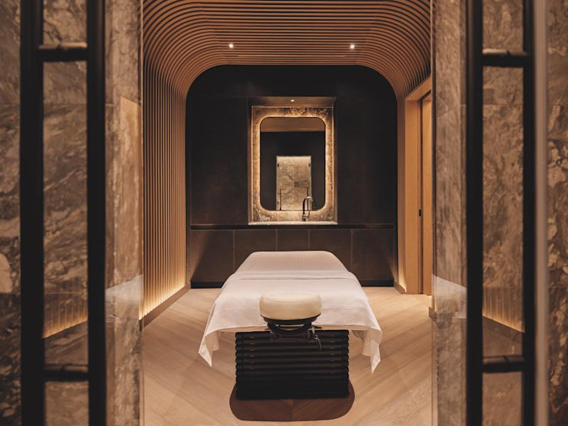 The Spa at Equinox Hotel