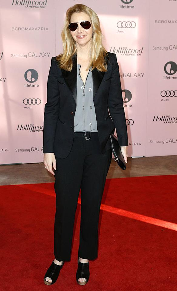 BEVERLY HILLS, CA - DECEMBER 05:  Actress Lisa Kudrow attends The Hollywood Reporter's 'Power 100: Women In Entertainment' Breakfast at the Beverly Hills Hotel on December 5, 2012 in Beverly Hills, California.  (Photo by Imeh Akpanudosen/Getty Images)