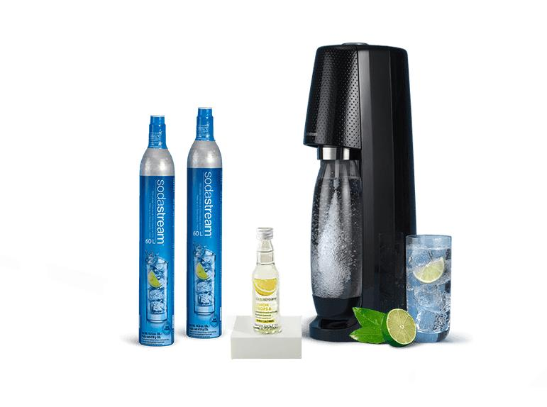 Make your favorite summer cocktails like spritzers and mocktails any time. (Photo: SodaStream)