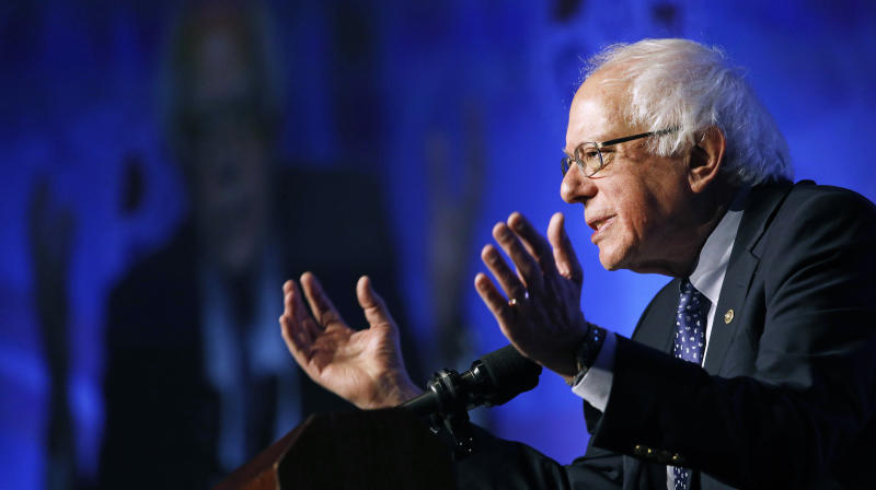 Liberal Think Tank Assailed By Bernie Sanders Admits Video On Him Was 'Overly Harsh'