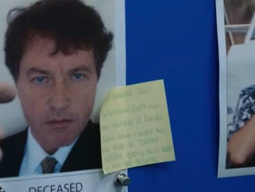 'Line of Duty' sleuths spotted post it note revealing disturbing details about Jo's relation to Tommy HunterBBC