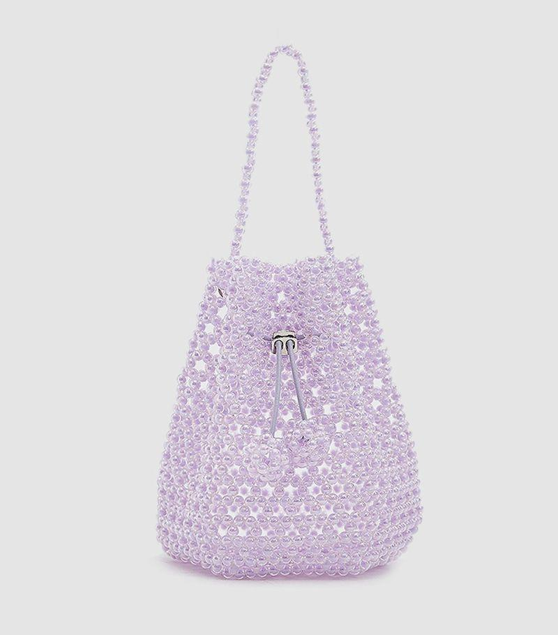 I'm admittedly obsessed with this new bag line.