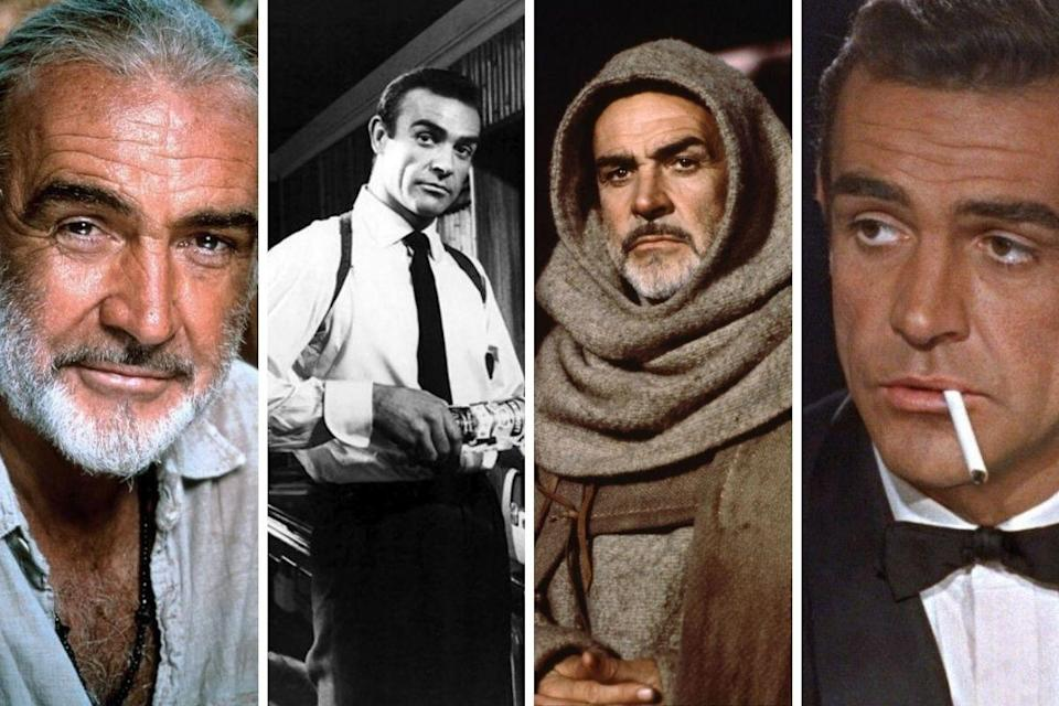 Sean Connery curiosità carriera