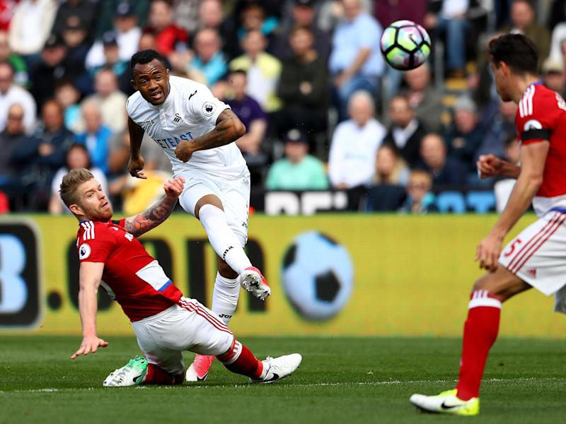 Swansea play host to Middlesbrough on Sunday: Getty