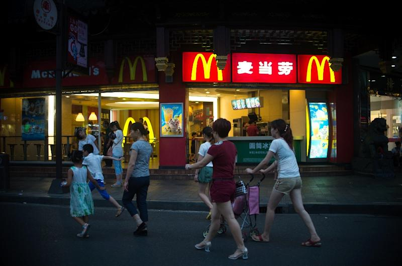 McDonald's sells China, HK operations for $2.08 billion
