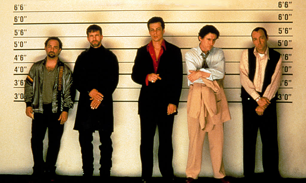 'The Usual Suspects' (1995)