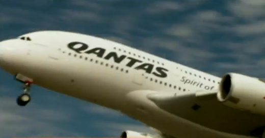 Qantas has apologised to customers after a mechanical fault forced an emergency landing in Singapore overnight. Source: 7 News