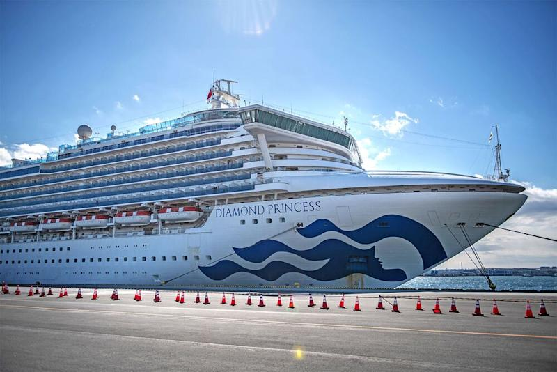 Coronavirus: two Japanese passengers from Diamond Princess have died, reports say