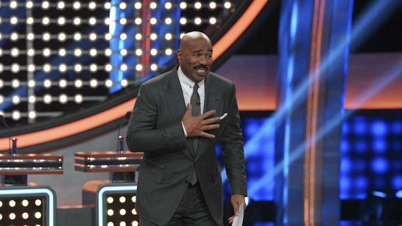 Steve Harvey Says He Doesn't Want to Host the Oscars Because They'll 'Dig Up My Past' (Exclusive)