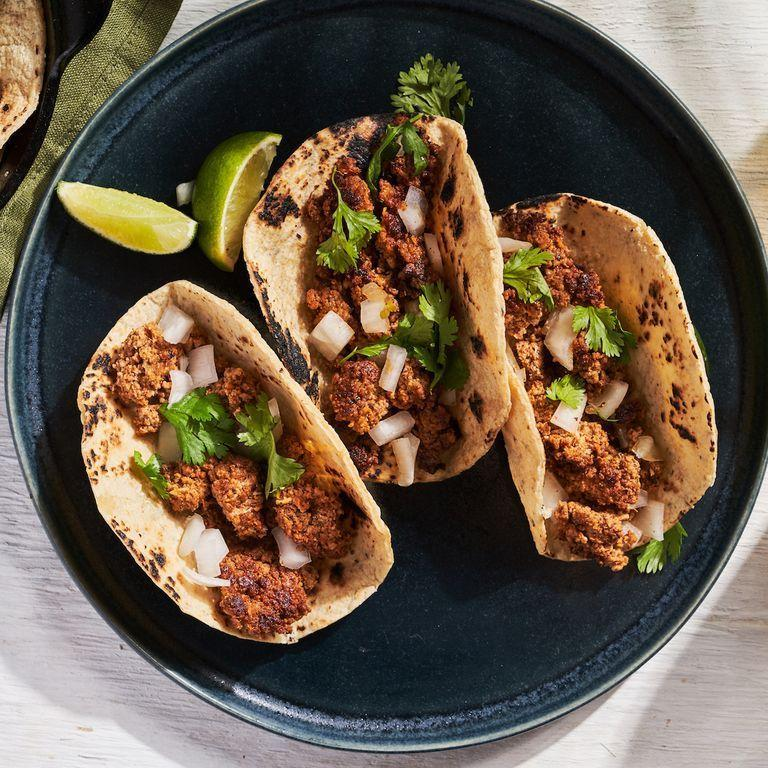 "<p>The trick to this chorizo? <em>Tons</em> of spices. Make a bunch of it and use in tons of different meals from tacos to frittatas to pizza. </p><p><strong><em>Get the recipe at <a href=""https://www.delish.com/cooking/recipe-ideas/a32292595/chorizo-recipe/"" rel=""nofollow noopener"" target=""_blank"" data-ylk=""slk:Delish"" class=""link rapid-noclick-resp"">Delish</a>. </em></strong></p>"