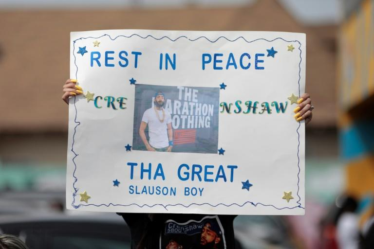 Nipsey Hussle was hailed for trying to bring peace to violence-plagued streets of his city