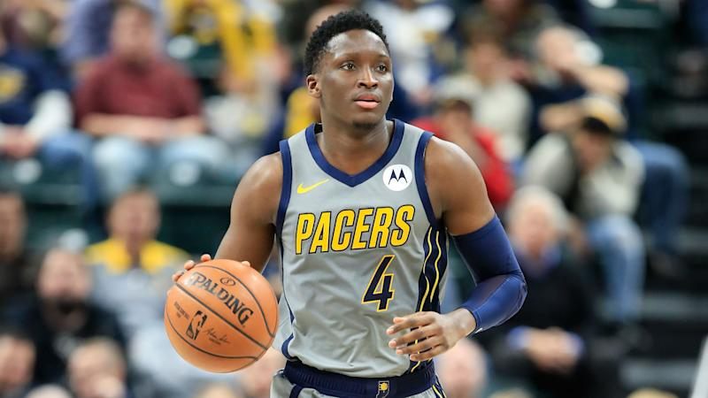 Pacers' Victor Oladipo now considering playing in NBA's restart