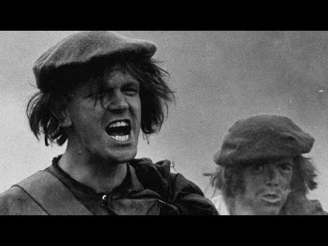"""<p>Peter Watkins' revolutionary drama-documentary took its stylistic cues from the burgeoning new school of on-the-ground war reportage from Korea and Vietnam which had made far-off conflict feel distressingly close. Watkins pulls the same feat off with the far-off past. The 1746 battle which ended the Jacobite uprisings and Bonnie Prince Charlie's claim to the throne is retold by newsreel-style vox pops with players in the battle, from the very toffermost to the lowliest clansman. It's innovative, brutal and still fresh.</p><p><a class=""""body-btn-link"""" href=""""https://www.youtube.com/watch?v=mkxW-nB0nNU&ab_channel=DafyddHumphreys"""" target=""""_blank"""">WATCH</a></p><p><a href=""""https://www.youtube.com/watch?v=f_wE-j2gMO4"""">See the original post on Youtube</a></p>"""