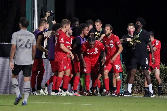 While others stumble, Toronto FC continues to find its feet at MLS tournament