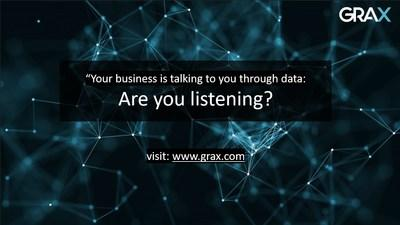 GRAX helps you adapt faster by capturing, retaining and correlating every single change in your data over time.