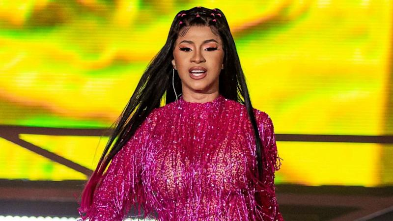 Cardi B says she was sexually assaulted on magazine photo shoot