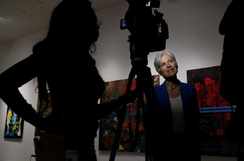 Former Green Party presidential candidate Jill Stein dropped a request for a state court vote recount in Pennsylvania because petitioners could not afford the $1mn bond required