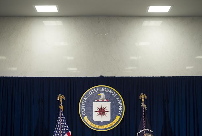 File: The CIA has formed a task force to find the causes of 'Havana Syndrome' plaguing dozens of US officials worldwide (AFP via Getty Images)