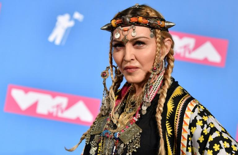 "Madonna led an impassioned tribute to Aretha Franklin as the MTV Video Music Awards send Franklin off in style with a blaring rendition of her signature tune ""Respect"""