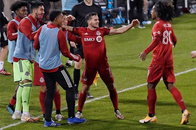 Toronto FC edges Atlanta to end a gruelling five-game stretch with another win