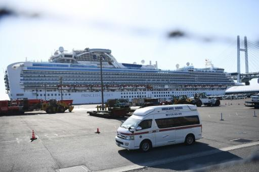 The Diamond Princess is in quarantine until February 19