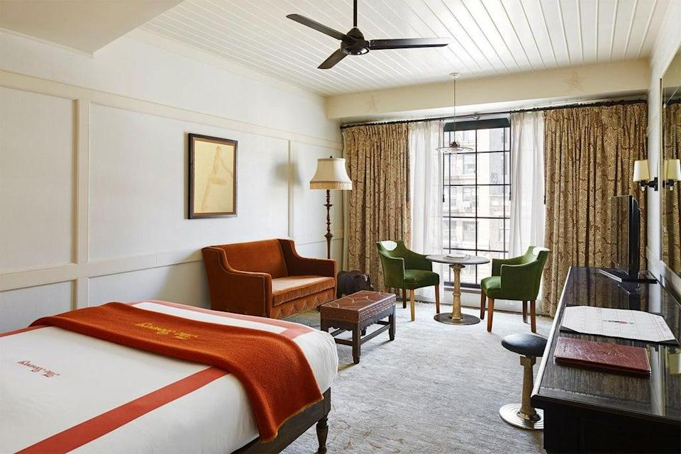(The Bowery Hotel)