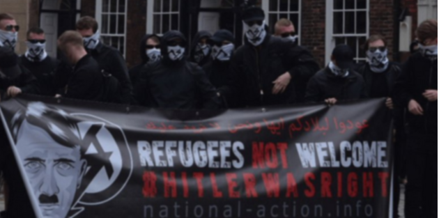 Six people have been arrested on suspicion of being members of the banned terrorist group, National Action.