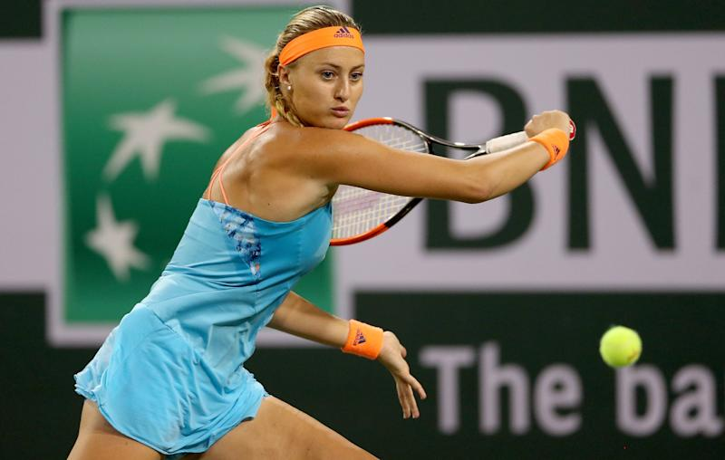 Mladenovic assommée en demies à Indian Wells