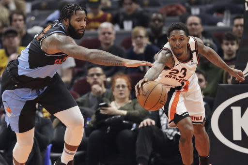 Clippers hand Cavs worst home loss in franchise history