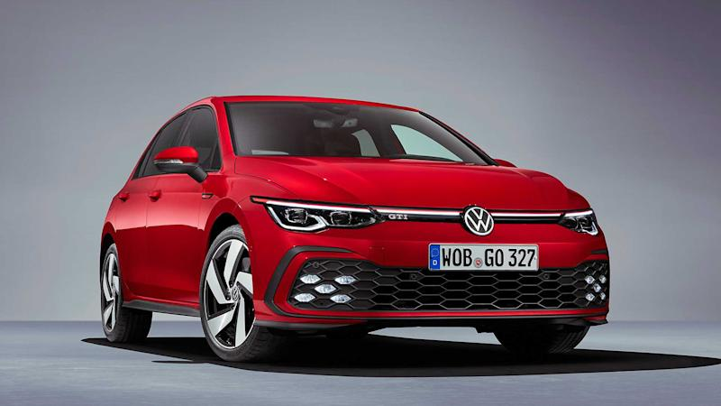 New Golf GTI goes on sale with £33,460 starting price