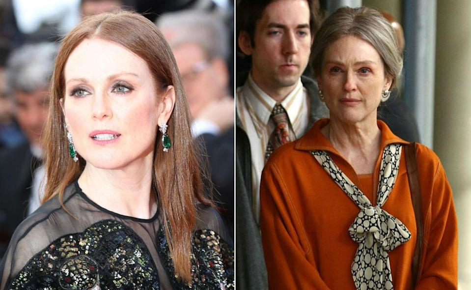 <p>Julianne Moore ages considerably for her role in Wonderstruck, adapted from the historical fiction by Brian 'Hugo Cabret' Selznick. </p>