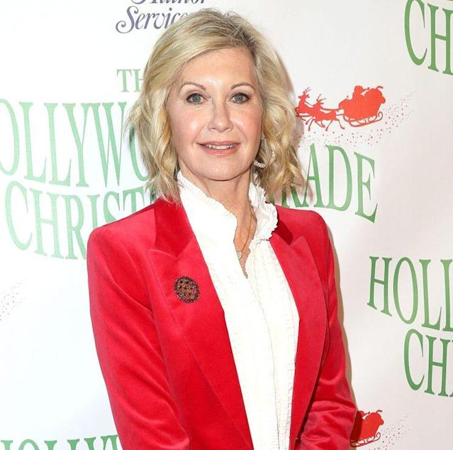 Singer Olivia Newton-John is about to enter treatment again for breast cancer. (Photo: David Livingston/Getty Images)