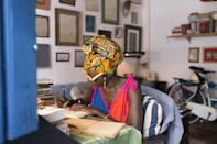 """<p>Watson said journaling is not for everyone, but it's an exploratory exercise that allows you to craft narratives that haven't been developed before and bring intention. """"It's a great space to maybe dream and to write about what it looks like to be joyful,"""" she explained.</p>"""