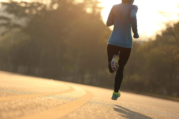 Research shows that even a five-minute walk or run is helping improve your cardiovascular system, and that you can do a total body strength program in seven minutes.