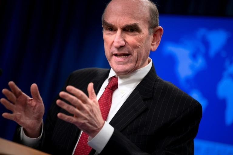 US Special Representative for Venezuela Elliott Abrams announces measures against a subsidiary of Russian oil giant Rosneft over its trade