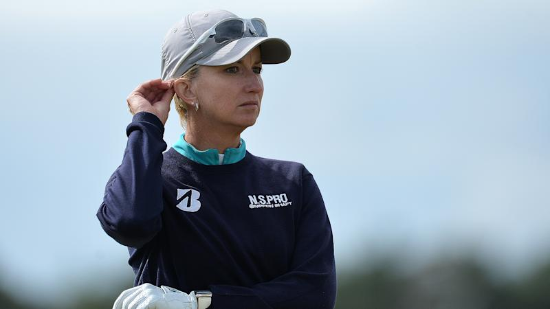 LPGA Texas Classic cut to 54 holes; rain halts play again