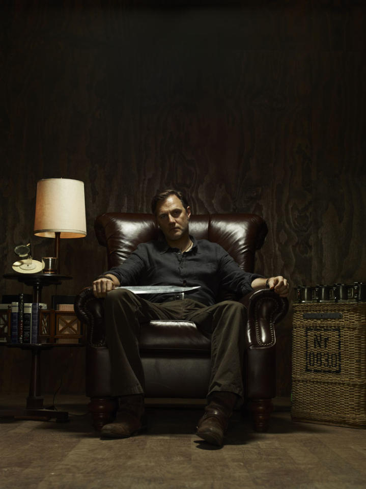 Governor (David Morrissey) - The Walking Dead - Gallery Photography - PHoto Credit: Frank Ockenfels/AMC