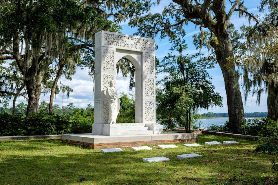 """<p><strong>Let's start big picture here?</strong> Made famous by John Berendt's 1994 book <em>Midnight in the Garden of Good and Evil</em>, Bonaventure Cemetery is one of the loveliest places in <a href=""""https://www.cntraveler.com/destinations/savannah?mbid=synd_yahoo_rss"""" rel=""""nofollow noopener"""" target=""""_blank"""" data-ylk=""""slk:Savannah"""" class=""""link rapid-noclick-resp"""">Savannah</a>, and a walk through its 100-plus acres is one of the best things you can do here. Bonaventure was established as a private cemetery in 1846, on the site of an old <a href=""""https://www.cntraveler.com/story/an-ethical-guide-to-plantation-tours?mbid=synd_yahoo_rss"""" rel=""""nofollow noopener"""" target=""""_blank"""" data-ylk=""""slk:plantation"""" class=""""link rapid-noclick-resp"""">plantation</a>, before the city purchased it in 1907. Now tree-lined avenues hanging with Spanish moss lead to the graves of some of the city's notable residents, including the songwriter Johnny Mercer and the poet Conrad Aiken. But the space is as much garden as graveyard; camellias bloom in December and January, followed by pink and purple azaleas in early spring, and then creamy white magnolia later in the season. Situated on a bluff overlooking the Wilmington River, Bonaventure was originally the site of the famous Bird Girl statue on the cover of Berendt's book. That's since been moved to the Telfair Academy, but there remains plenty of statuary, plus ornate, centuries-old gravestones, to feast your eyes on.</p> <p><strong>Any standout features or must-sees?</strong> From the entrance, follow either Bonaventure Way or Mulryne Way straight into the heart of the cemetery. You'll eventually end at the river, but keep your eyes open along the way for signs pointing toward the graves of Mercer, Aiken, early Georgia settlers Noble Jones and Edward <a href=""""https://www.cntraveler.com/activities/savannah/telfair-museums?mbid=synd_yahoo_rss"""" rel=""""nofollow noopener"""" target=""""_blank"""" data-ylk=""""slk:Telfair"""" class=""""link rapid-noclick-resp"""">Telfa"""